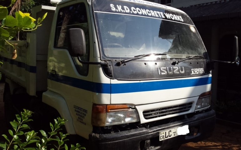 ISUZU | TIPPER | 1998 | IN MATALE