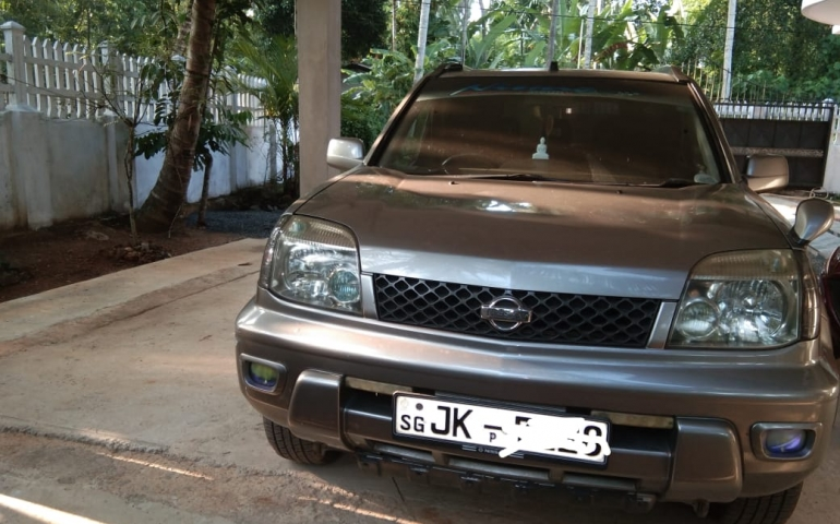 NISSAN | X TRAIL | 2004 | IN KAGALLE