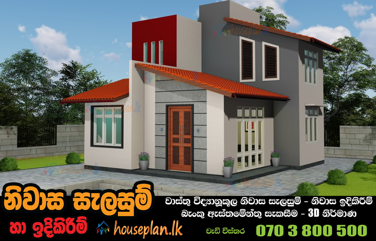 Two Story House Design For Your Land Low Budget House Construction Sri Lanka Houseplan Lk Two Story House Low Budget House Construction Sri Lanka Two Story 3 Bedroom